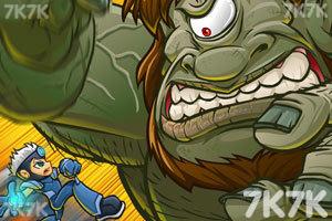 《怪物进军2无敌版》游戏画面2