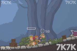 《二战守卫军无敌版》游戏画面3