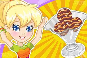 《美味的巧克力冰淇淋》游戏画面4
