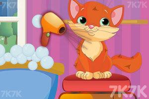 《玛拉和她的小猫们》游戏画面1