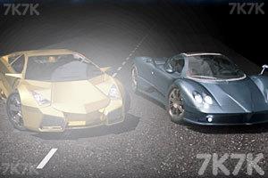《豪华跑车竞速》游戏画面2