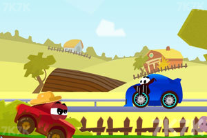 《小汽车的奇幻旅途》游戏画面4