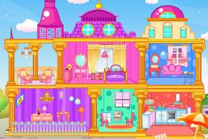 《甜蜜公主房》游戏画面1