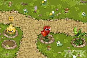 《花园塔防战2》截图4