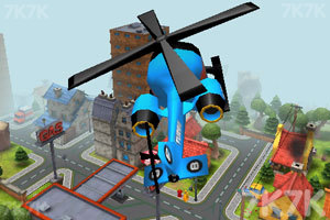 《迷你直升机驾驶》游戏画面1