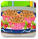 可爱的纸杯蛋糕
