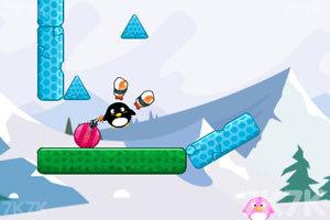 《黑企鹅去相亲》游戏画面4