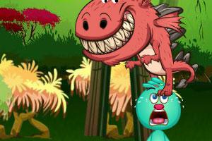 《跳跃的小兔》游戏画面1