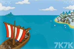 《海盗抢滩登陆战》游戏画面6