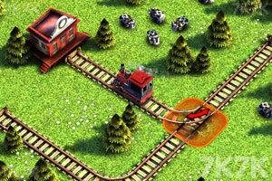 《3D小火车》截图7