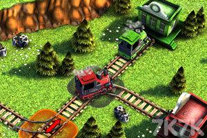 《3D小火车》截图6