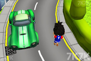 《水球男孩跑酷》游戏画面5