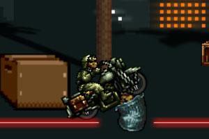 《暗夜骑士》游戏画面1