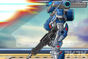 《组装机械战神》游戏画面4