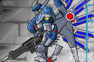 《组装机械战神》游戏画面1