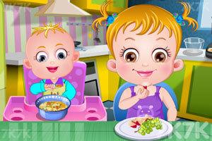 《可爱宝贝的兄弟姐妹节》截图6