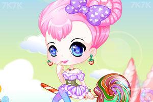 《甜美糖果精灵》游戏画面2