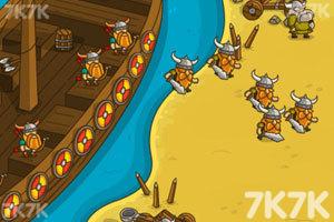 《海盗抢滩登陆战中文版》游戏画面1