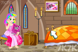 《朱丽叶公主城堡逃脱》游戏画面3