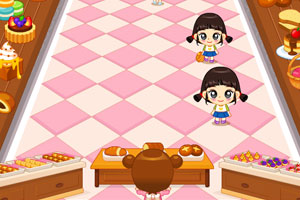 《阿sue的面包店》游戏画面1