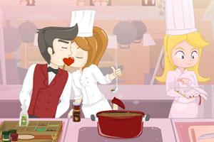 厨房的恋情