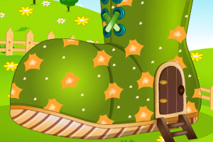《设计鞋型小屋》游戏画面1