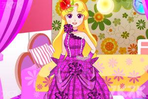 《公主的漂亮礼服》游戏画面1
