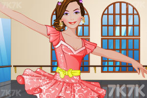 《属于你的芭蕾裙》游戏画面4