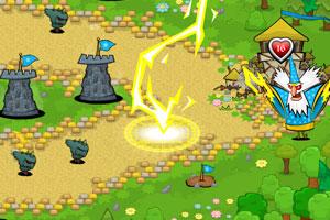 《保卫花园》游戏画面2