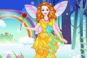 美丽的芭比天使
