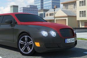 《3D豪车停靠》游戏画面1