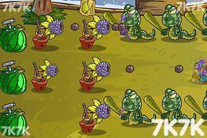《水果保卫战4无敌版》游戏画面3