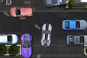 《停下那跑车》游戏画面1