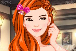《珍妮的新发型》游戏画面1