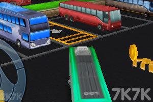 《3D巴士停车2》截图2