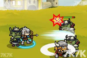 《圣灵勇士大战哥布林中文版》游戏画面4