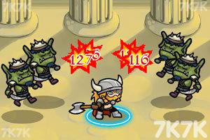 《圣灵勇士大战哥布林中文版》游戏画面3