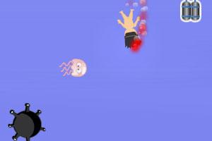 《深海潜水》游戏画面1