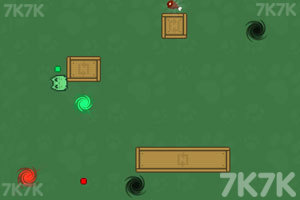 《反重力小猫》游戏画面5