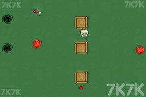 《反重力小猫》游戏画面6