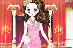 《森迪公主去跳舞》游戏画面1