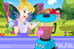 《小叮当做草莓冰淇淋》游戏画面3