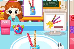 《阿sue的饼干店》游戏画面1