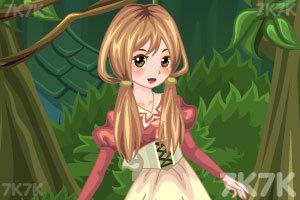 《童话少女换装拼图》截图3