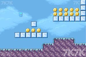 《冰块小人历险记》游戏画面3