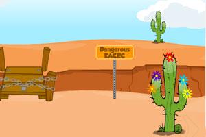 《离开沙漠》游戏画面1