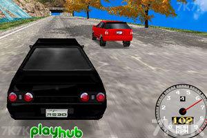 《3D超级竞速3》截图4
