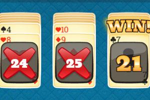 《3对1黑杰克21点》游戏画面1