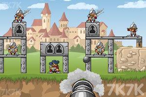 《炮轰铁甲兵3》游戏画面1