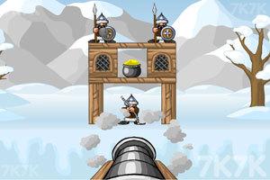 《炮轰铁甲兵3》游戏画面3